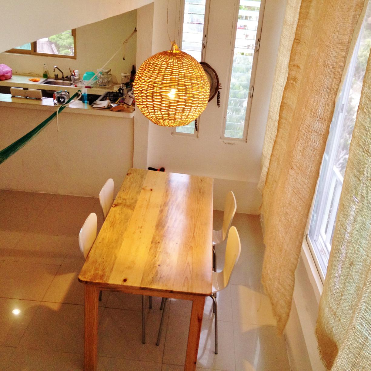 living room agua clara bed and dive