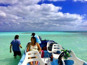 boat, Punta Allen